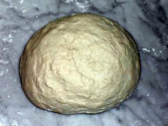 recette La pâte magique des femmes orientales