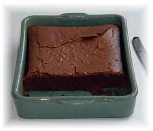 recette Gâteau au chocolat micra onde