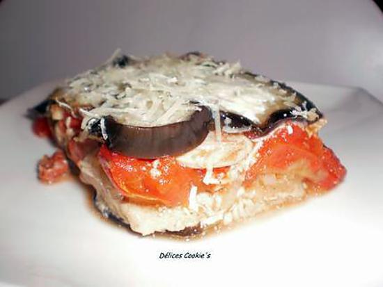 recette de lasagnes poulet aubergine chorizo. Black Bedroom Furniture Sets. Home Design Ideas
