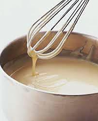 recette sauce béchamel vite fait