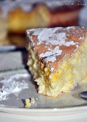 recette Biscuit de Savoie