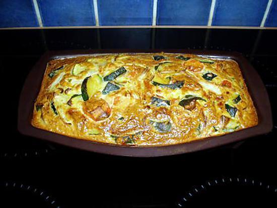 Recette De Cake Sal Aux Courgettes Et Carotte