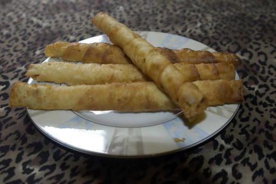 recette bereck turque