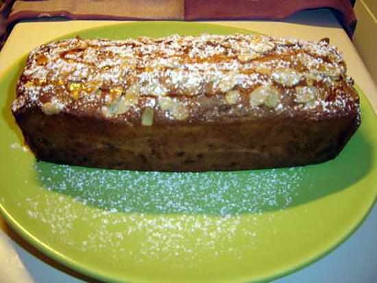 recette cake aux fruits confits 2