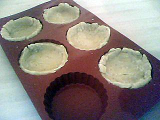 recette Pâte à tarte salée légère