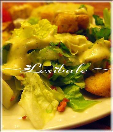 recette Sauce à salade César crémeuse