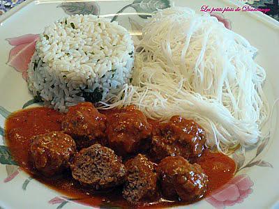 recette Boulettes aux rice krispies