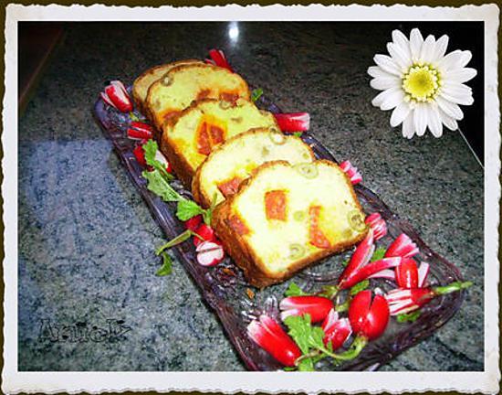 Recette De Cake Sal Ef Bf Bd Au Chorizo