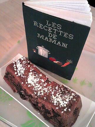 Recette de gateau au chocolat sans farine 39 recettes de maman - Gateau au chocolat sans farine ...