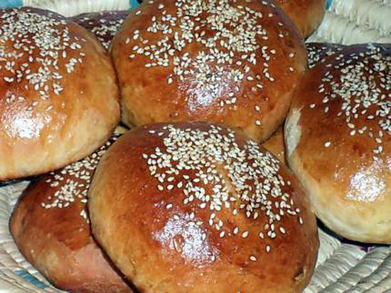 recette Petites brioches aux graines de fenouil et à l'eau de fleur d'oranger