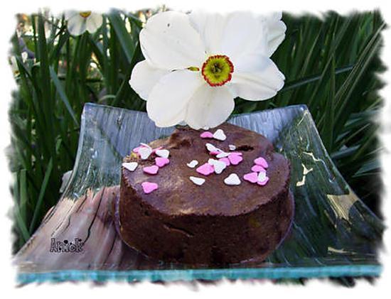 recette Minis entremets chocolat orange , cointreau -- Recette revisitée de SOPHIE 21