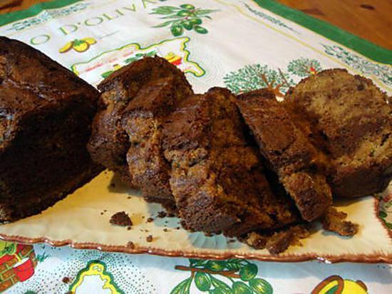 recette CAKE indonésien au chocolat