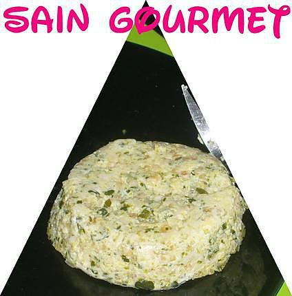recette Flan aux Courgettes (et boulgour)