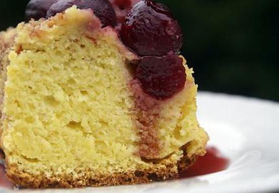 recette CHERRY CAKE