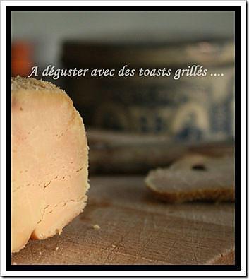"""recette **Préparer du foie Gras s'en se prendre la tête : simplement """"cuit"""" au sel (sans cuisson)**"""