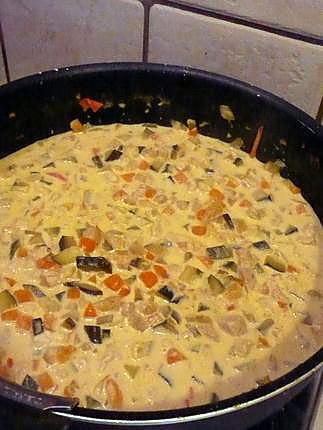 recette Sauce Primavera (pour accompagner des pâtes)