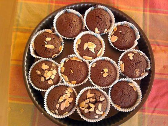 Recette De Muffins Au Chocolat Sans Levure Et Sans Beurre