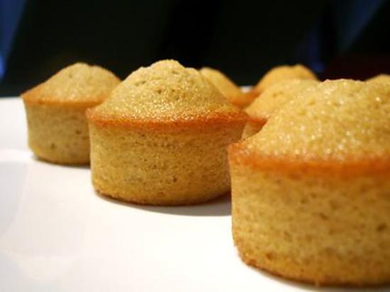 recette Moelleux à la crème de marrons...