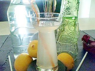 recette Sirop de citron maison