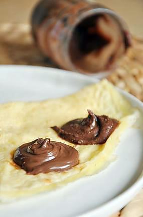 recette Nutella fait maison