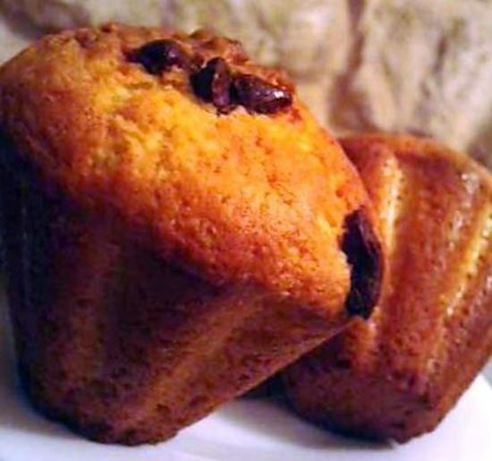 recette Muffin coeur de speculoos fondant