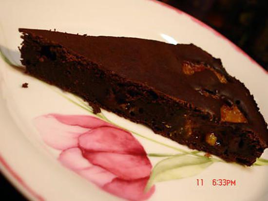 Gateau chocolat allege recette