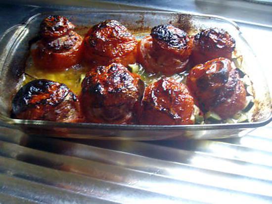 recette Tomates farçies.