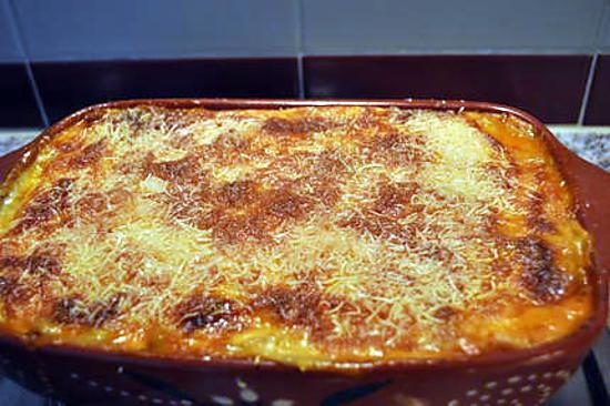 recette de lasagnes epinards poulet tomate. Black Bedroom Furniture Sets. Home Design Ideas