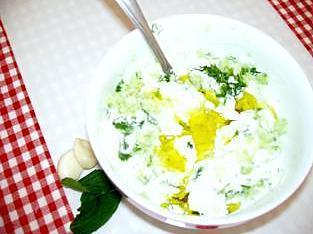 recette Tzatziki Grecque