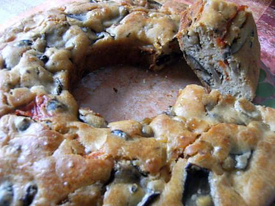 Recette de cake v g tarien - Recette cake sale vegetarien ...