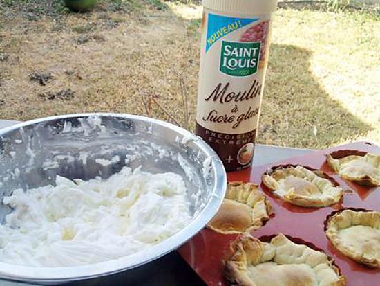 recette Créme au mascarpone légére et onctueuse