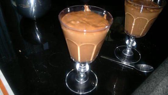 recette mousse chocolat mascarpone