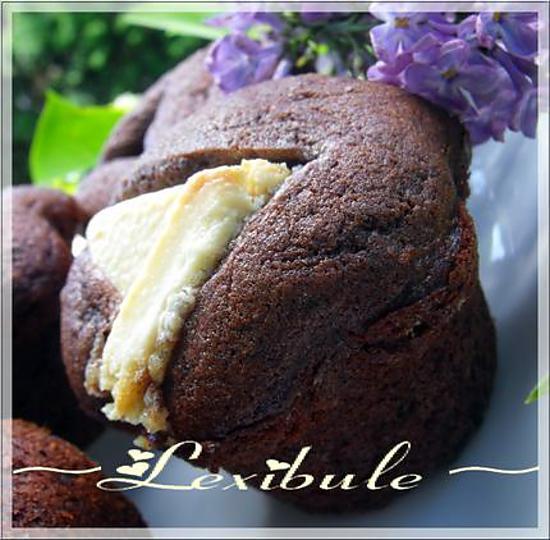 recette Muffins au chocolat  Toblerone