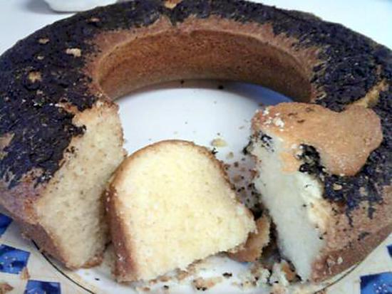 recette Gateau au yaourt et cacao en poudre