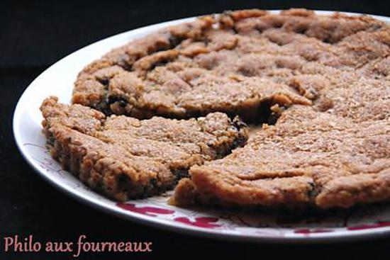 Gateau geant cookie
