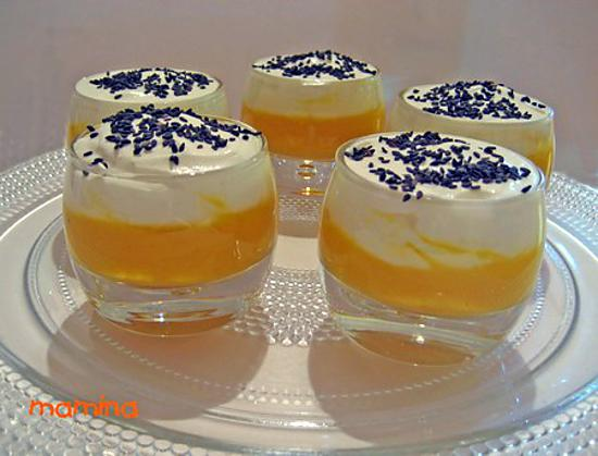 recette de verrine de courge butternut et chantilly. Black Bedroom Furniture Sets. Home Design Ideas