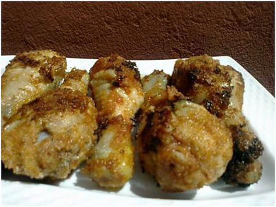 Recette de pilons de poulet au ketchup - Pilon de poulet a la poele ...