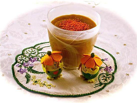 recette COULIS MANGUE BANANES ABRICOTS