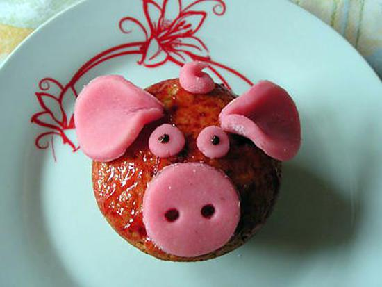 Recette De Muffins A La Pate D Amande Par Kekeli