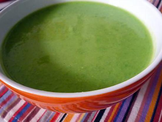 recette de soupe froide de melon a l 39 estragon. Black Bedroom Furniture Sets. Home Design Ideas