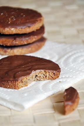 recette Biscuits Granola maison