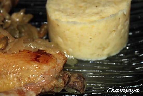 Recette de pur e de pommes de terre maison par chamsaya - Puree pomme de terre maison ...