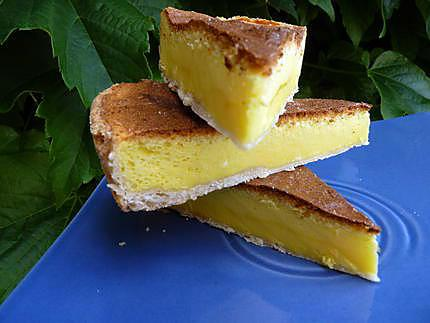 recette Tourteau au fromage