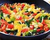 recette Poêlé de Légumes du Soleil