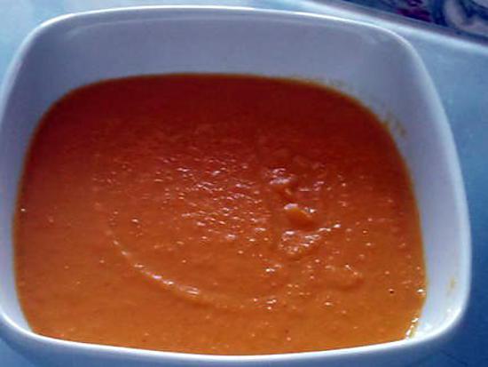 recette Velouté de Carottes au Curry