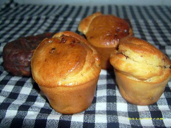 recette de muffins sal s au figatelli. Black Bedroom Furniture Sets. Home Design Ideas