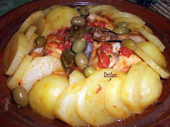 recette Tajine De Lapin