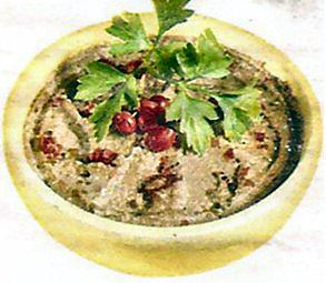 recette Beurre de foies de volaille