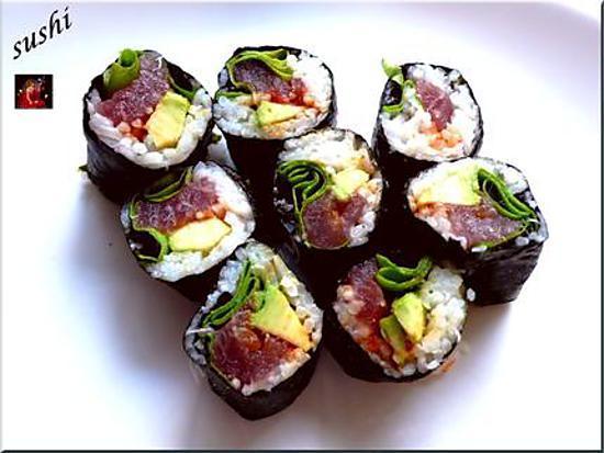 recette-sushi