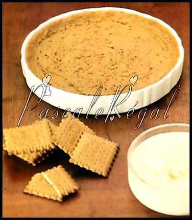 recette Pâte à tarte en biscuits (Micro-ondes)